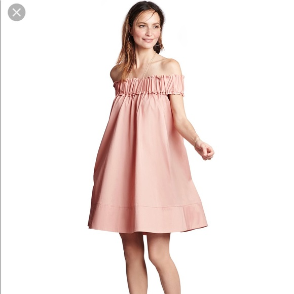 3225c5be87faf Hatch Dresses & Skirts - Hatch Audrey maternity dress OS. Dusty pink color.